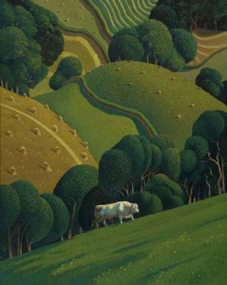 Limited Edition Prints Artist Jo March - Trevethy Bull